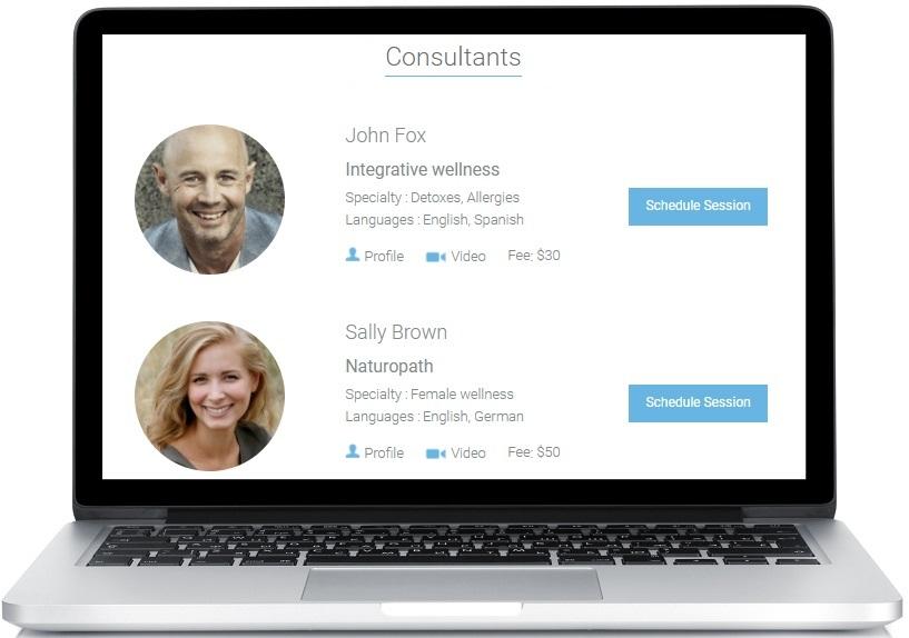 consultants list